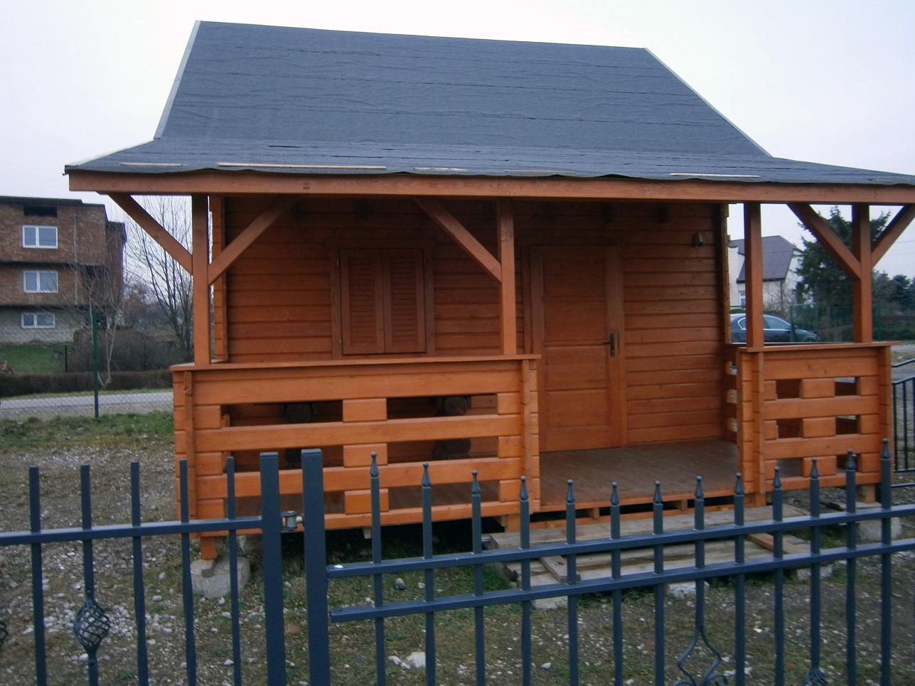 Meble Ogrodowe Domy Drewniane Całoroczne Tanie Domki