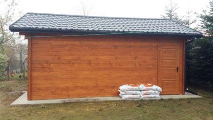 Garaż Drewniany Jednostanowiskowy Koszyce 2