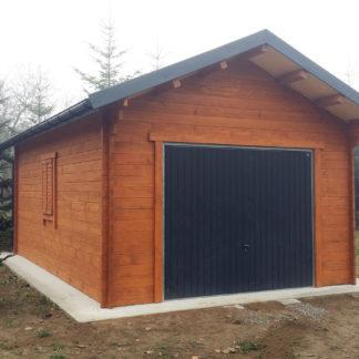 Garaż Drewniany Jednostanowiskowy Koszyce