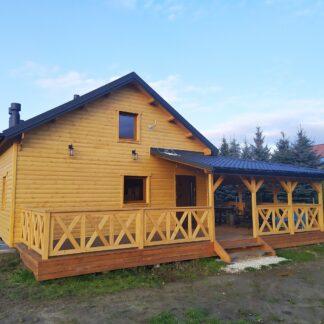 Domy Drewniane, Domy Modułowe